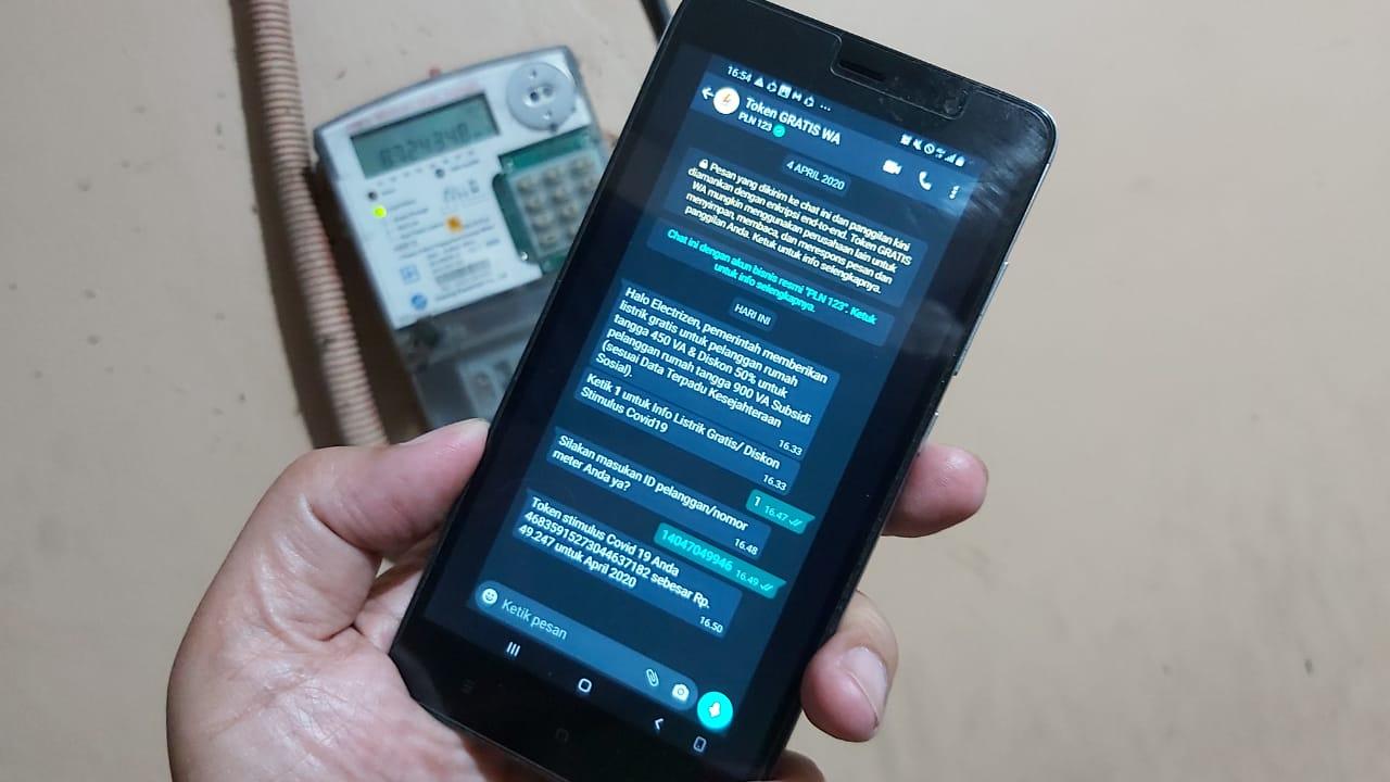 Listrik Gratis Bulan Mei Dapat Diakses Melalui Www Pln Co Id Dan Layanan Whatsapp Pln